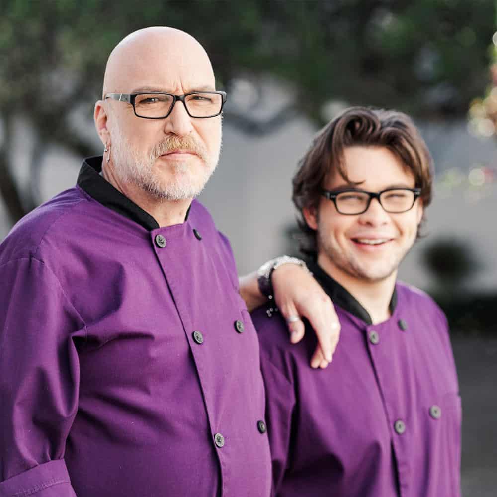 chef and daniel
